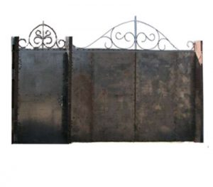 Ворота и металоизделия